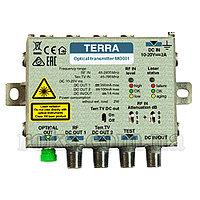MO001 6F31/6D55 - компактный оптический передатчик для ПЧ СТВ и эфирного ТВ
