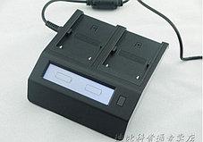 Для 2-х аккумуляторов с LED дисплеем SONY NP-F970/NP-F770/NP-F550/NP-F570 и т.д., фото 3