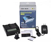 Для 2-х аккумуляторов с LED дисплеем SONY NP-F970/NP-F770/NP-F550/NP-F570 и т.д., фото 2