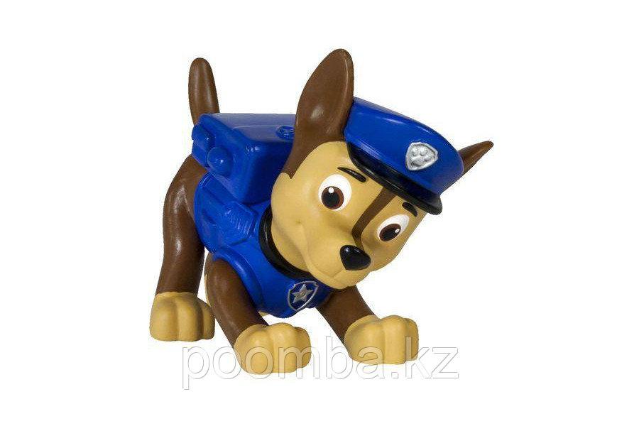 """Маленькая фигурка щенка """"Щенячий патруль"""" - Чейз"""