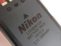 Аккумуляторы EN-EL2 (аналог) на Nikon CoolPix 2500/3500/500/ SQАккумуляторы EN-EL2  на Nikon  CoolPix  2500/, фото 2