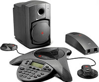 Аналоговый конференц-телефон Polycom SoundStation VTX 1000(with 2 mics, 1 subwoofer)(2200-07142-122), фото 1