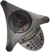 Аналоговый конференц-телефон Polycom SoundStation VTX 1000(not include mics and sub)(2200-07300-122)
