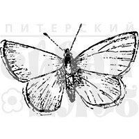 Штамп Бабочка 5