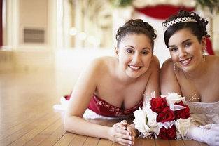 """Свадебный пакет """"Невеста+свидетельница"""""""