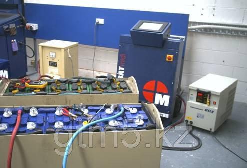Восстановление ёмкости тяговой аккумуляторной батареи