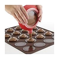 Набор для выпечки французских пирожных Макарон (Macarons decoration set)