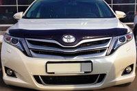Мухобойка (дефлектор капота) Toyota Venza/Тойта Венза