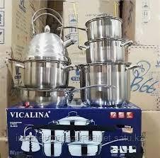 Набор посуды VICALINA VL-3013 с чайником 3л