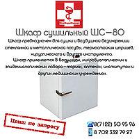 Шкаф сушильный ШС-80