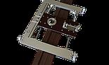 Шаблон УФК Профи для врезки петель и замков в межкомнатные двери. Быстрый монтаж, фото 4