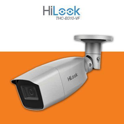Видеокамера HD уличная  1M/2.8-12.0mm  HiLook THC-B310-VF