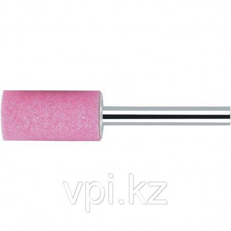 Шарошка абразивная, цилиндрическая удлиненная, 10*25*3мм, F80, Matrix
