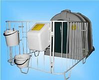 Индивидуальные домики для телят ЭРГО