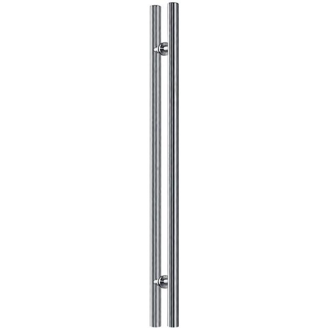 Ручки для стеклянных маятниковых дверей