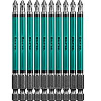 "Optimum Line Биты, PZ2, тип хвостовика E 1/4"", 150 мм, 5 шт в блистере, KRAFTOOL"