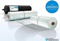 Подкладочная полиэтиленовая пленка прозрачная 40 мкм 18х50