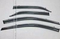 Ветровики на Corolla
