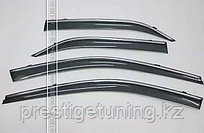 Дефлекторы окон (Ветровики) на Chevrolet Cruze 2014-18