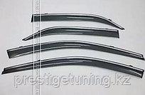 Ветровики (дефлектор окон) на Chevrolet Cruze 2012-17