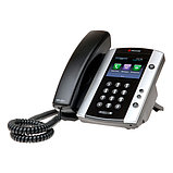 Polycom VVX 500 (2200-44500-025) - Конференц телефон, фото 2