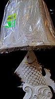 Керамическая настольная лампа, фото 1