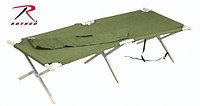 Раскладушка походная армейская военная 150кг