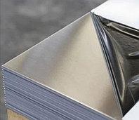 Лист AISI 430 1,25*2,50*0,5 mm, 4N+PE