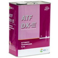 Трансмиссионное масло масло Kixx ATF DX-III   4литра