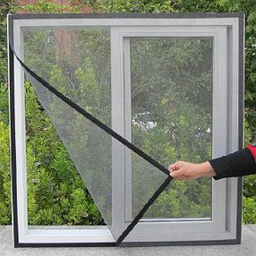 Крепежная лента липучка Hook & Loop на клеевой основе 100mm ширина, метр, фото 2