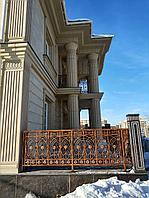 Пилястры, колонны из пенополистирола