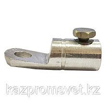Наконечник болтовой НБ-1 35-50 мм(латунный болт) ЗЭТА