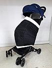 Самая легкая коляска Mstar - 4,9 кг. С чехлом. Для путешествий. Kaspi RED. Рассрочка., фото 7