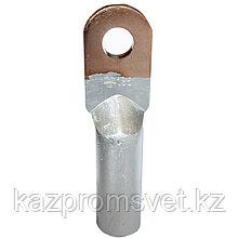 Кабельный медно алюминиевый Наконечник ТАМ  25-8-7 сварной ЗЭТА