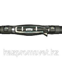 Соединительная кабельная Муфта 3 СТП-10 У  (25-50) с соединителями ZKabel