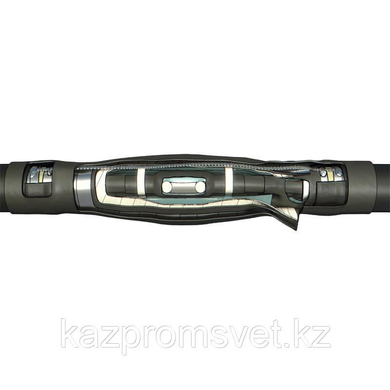 Соединительная кабельная Муфта 3 СТП-10 У  (70-120) с соединителями ZKabel