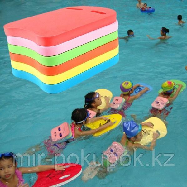 Досточка для плавания с отверстиями для рук (плавательная доска, доска для плавания)