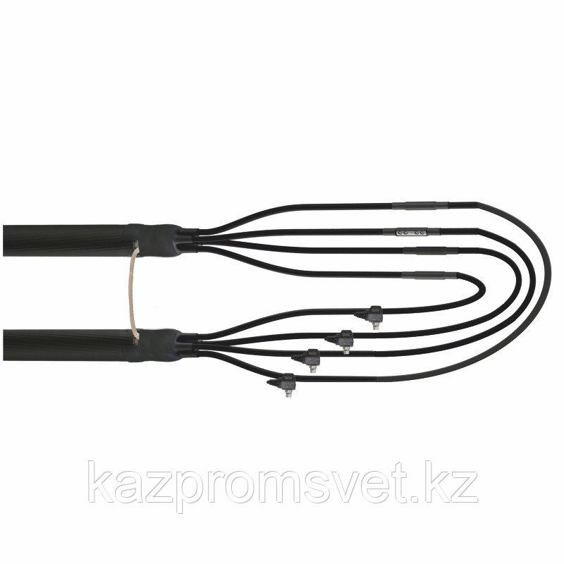 Муфта ответвительная 4 ПСОТпб-1  (35-50) без ответвительных зажимов ЗЭТА кабельная