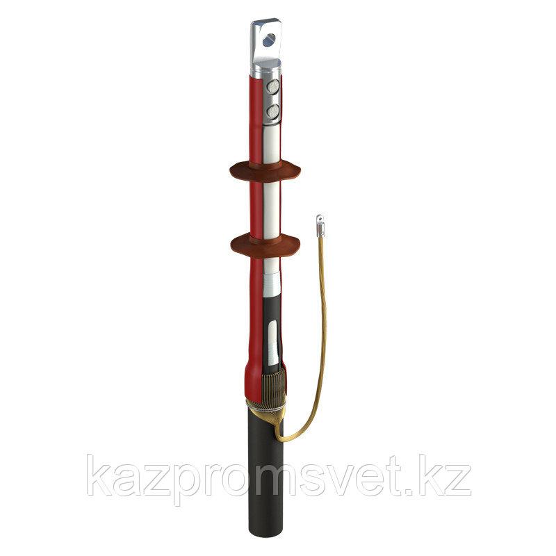 Концевая кабельная Муфта 1 ПКВТ-10  (70-150) с наконечниками (компл. 3 фазы L-300) ЗЭТА