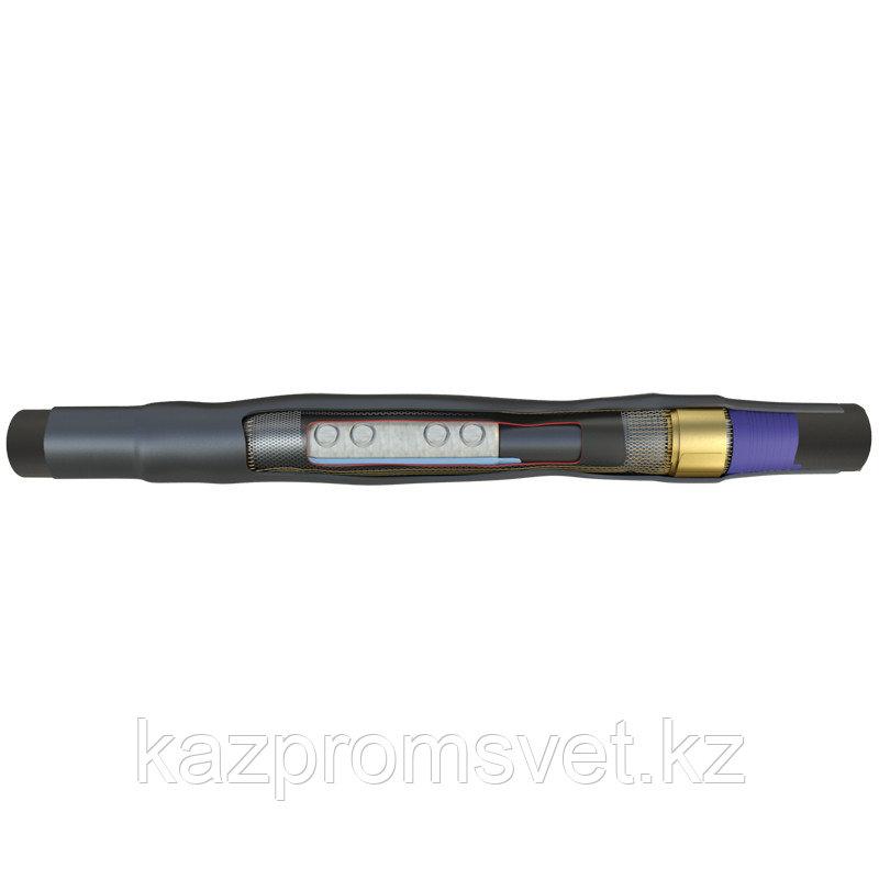 Соединительная кабельная Муфта 1 ПСТ-10  (35-50) с соединителем  (комплект на 1 фазу) (экран ППД) ЗЭТА