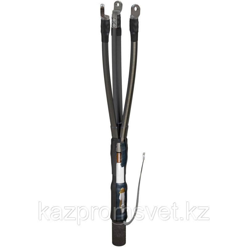 Муфта 3 КВТп-10  (25-50) нг-Ls c наконечниками (комбинированный комплект заземления) ЗЭТА