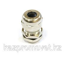 Кабельный ввод  М  16 латунный УТ1,5 IP66/IP67/IP68 (d кабеля 4-8 мм) ЗЭТА