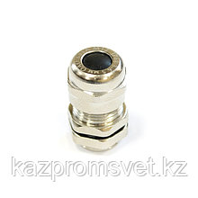 Кабельный ввод G3/8 латунный УТ1,5 IP68 (d кабеля 3-6,5 мм) ЗЭТА