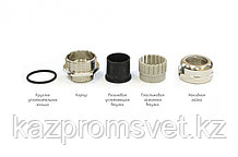 Кабельный ввод латунный NPT3/8 УТ1,5 (d кабеля 4-8 мм) ЗЭТА