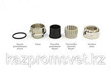 Кабельный ввод латунный NPT3 УТ1,5 (d кабеля 65-70 мм) ЗЭТА
