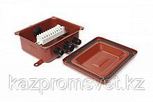 Коробка клеммная У614А У2 IP54 пластиковый ввод ЗЭТА