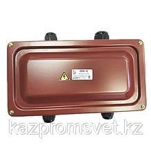 Клеммная Коробка с зажимами наборными КЗНС-16 У2 IP54  пластиковый ввод ЗЭТА