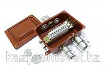 Коробка клеммная ККМТ-10 У3 IP31 ЗЭТА для трубной электропроводки