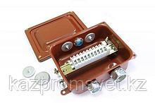 Коробка клеммная ККМА-10 У2 IP54 ЗЭТА для трубной электропроводки