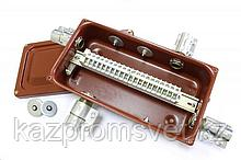 Коробка клеммная ККМТ-20 У3 IP31 ЗЭТА для трубной электропроводки